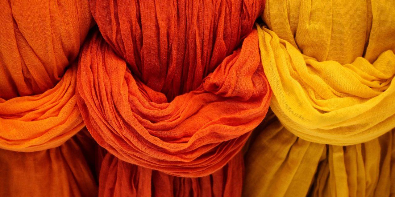 Produkty z bawełny, czyli przyjemność noszenia kosztem środowiska.